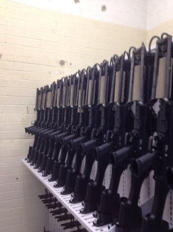 SCAR Weapon Storage - FN SCAR Weapon Storage - SCAR Weapon Cabinet