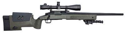 M40 Weapon Storage - Sniper Rifle Weapon Rack Storage