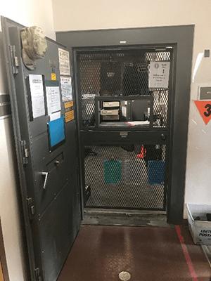 Combat Weapon Storage Services - Site Visit
