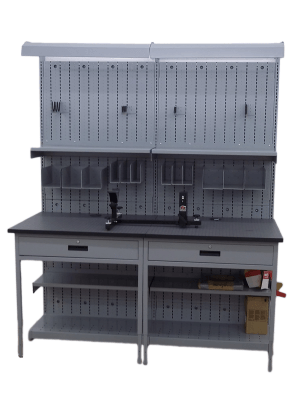 Combat Armory Workbench - Modular Armory Workbench - Armorers Bench - Weapon Maintenance Bench