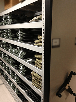 Combat Shelving Storage Systems