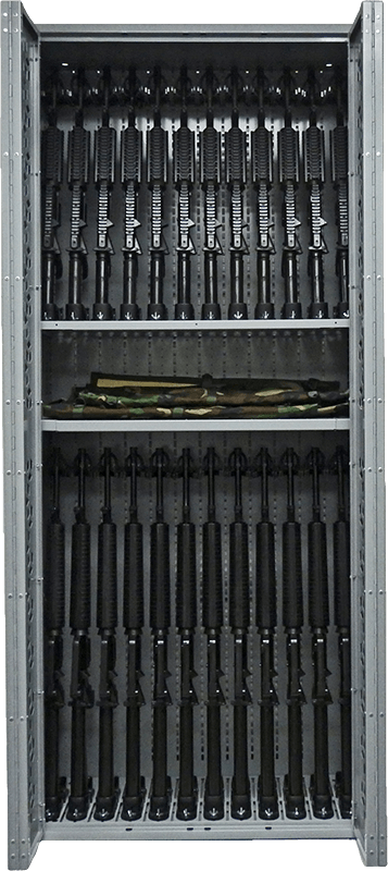 Combat Weapon Rack - Weapon Accessories