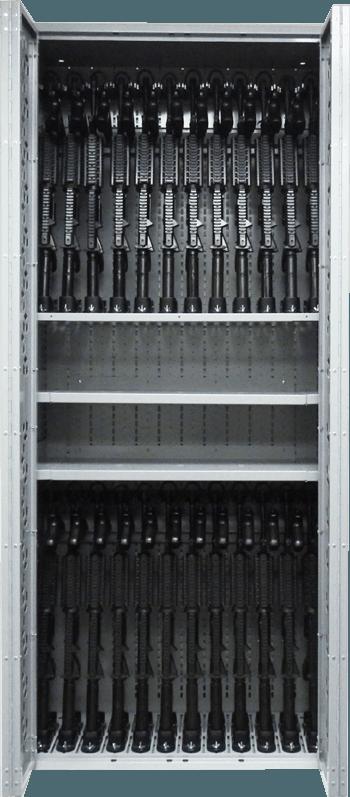 Weapon Rack Shelves