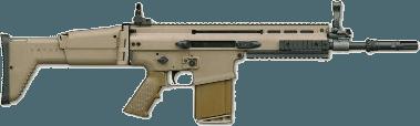 SCAR Weapon Storage