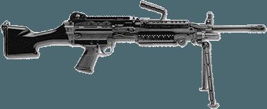 M249 Storage