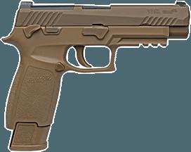 M17 Pistol Storage