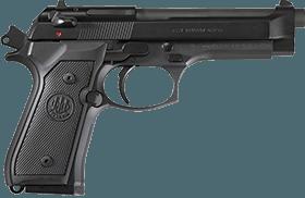 M9 Pistol Storage