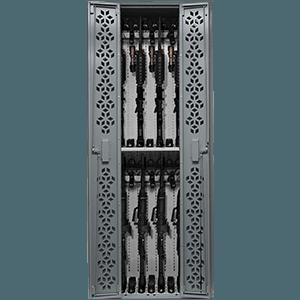 NSN ODA SOPMOD M4 Weapon Cabinet