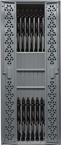Submachine Gun Rack - APC9K Storage System