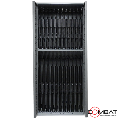 Law Enforcement Weapon Storage - Rifle Storage