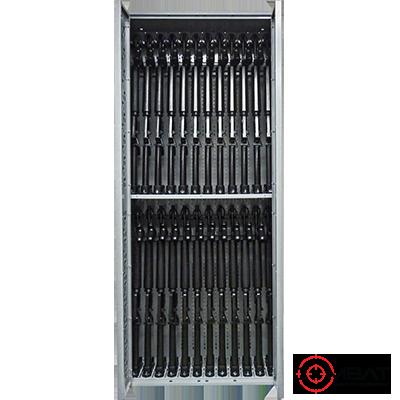 Police Weapon Storage - M16 Storage