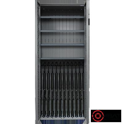 Police Gun Cabinets - Law Weapon Storage