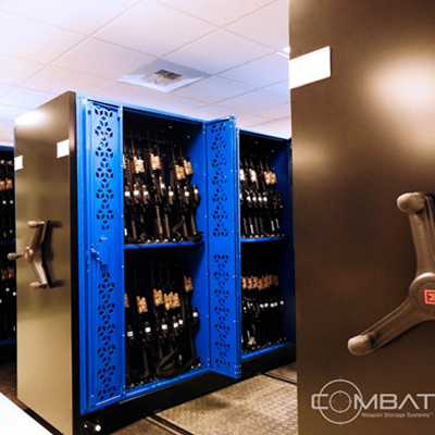 Mobile Weapon Storage Systems - Armory Mobile Weapon Storage Systems