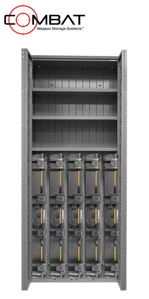 Gun Case Storage Rack