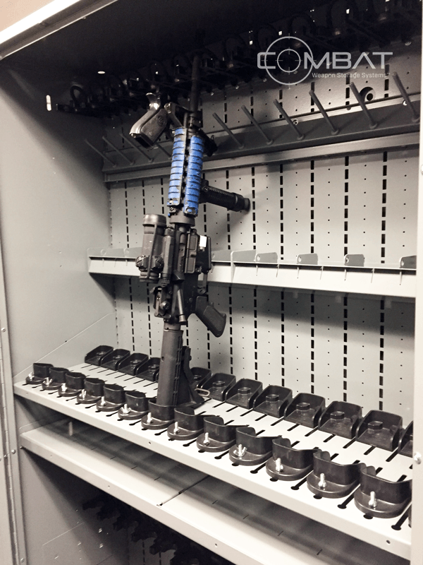 Air Force Armory Weapon Storage