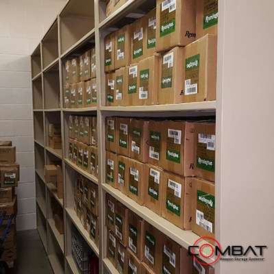 Weapon Rack Ammo Storage - Combat Ammo Storage