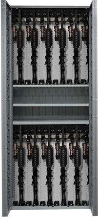 Weapon Rack Storage - Guns with optics