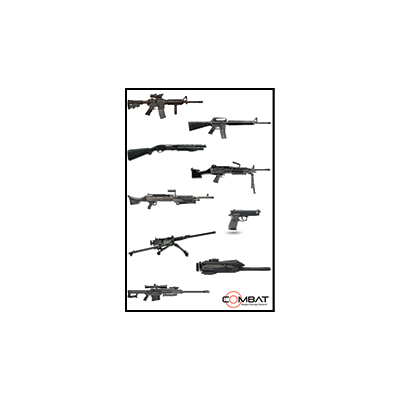 Military Weapon Storage - Gun Storage