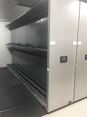 Mobile Weapon Storage Systems - Electric Weapon Storage Systems - Powered Weapon Storage Systems