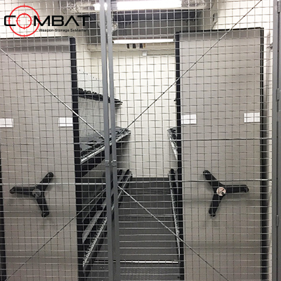 GSA Armory Cages Weapon Storage