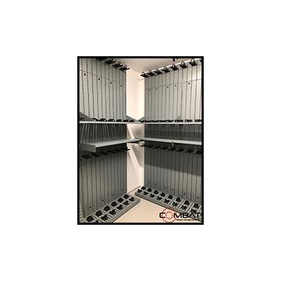 Gun Range Storage - Police Range - Military Range