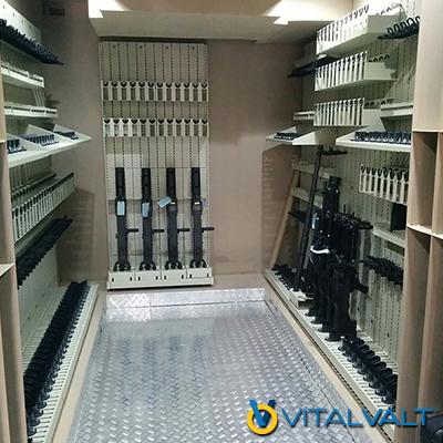 Law Enforcement Weapon Storage - Police Evidence Storage