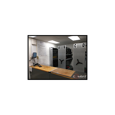Police Weapon Storage Systems - Mobile Weapon Storage Systems