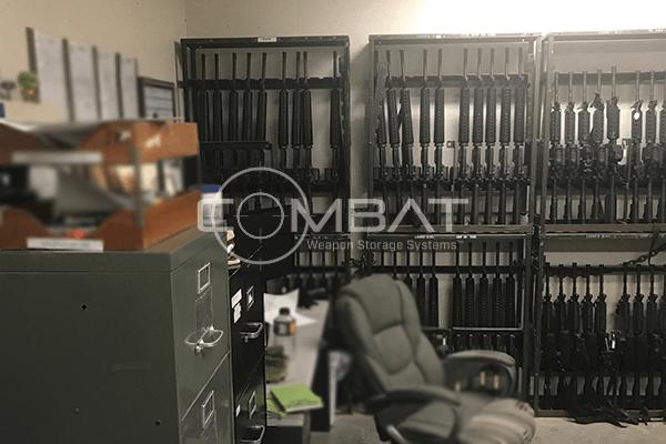 M12 Small Arms Storage Rack