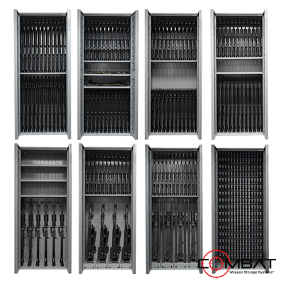 Weapon Storage Racks - Armory Racks