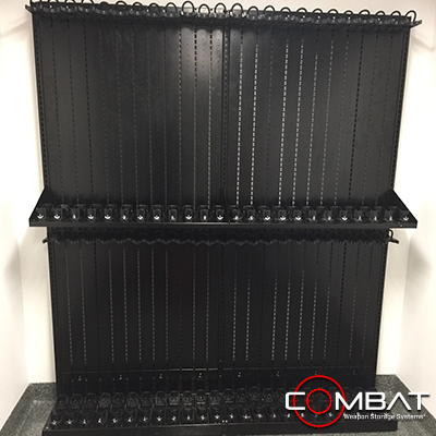 Open Weapon Racks - Weapon Storage Systems & Shelving