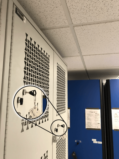 Replacing Old Complex Weapon Racks Fake Case Study