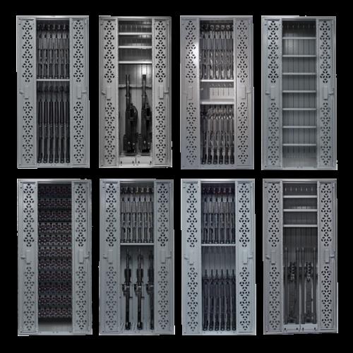 Gun Storage - Gun Cabinets - Gun Racks