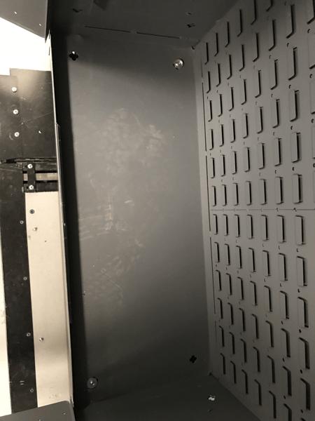 Weapon Cabinet Installation Problems