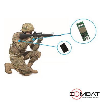 RFID v Barcode Weapon Tracking - Weapon Tags - Weapon Accountability and GSM Weapon Tracking