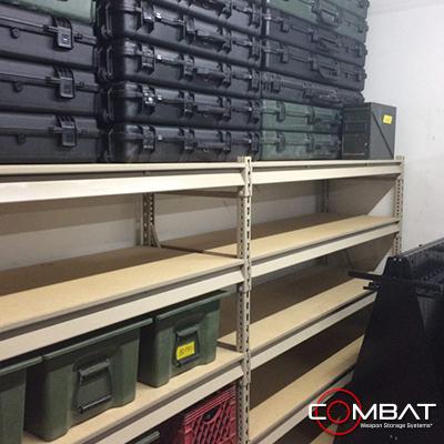Weapon Rack Ammo Storage - Bulk Storage Racks for Ammo
