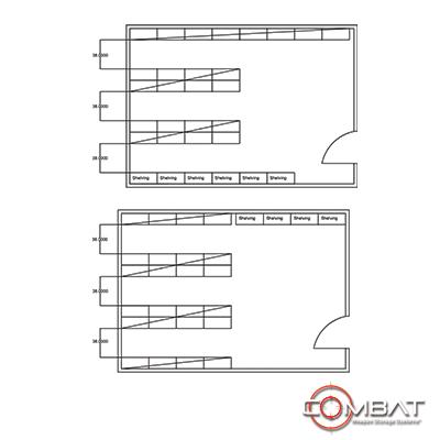 Armory Site Survey - Weapon Storage - Armory Design