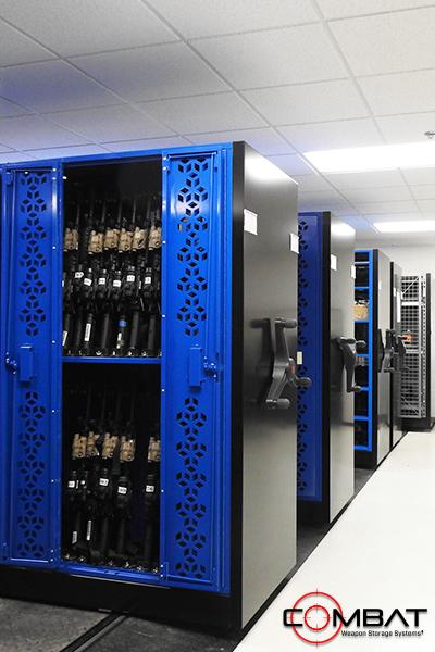 Weapon Storage Upgrade - Repurpose Weapon Shelving